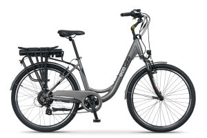 Ecobike City L grey 26 10,4 Ah