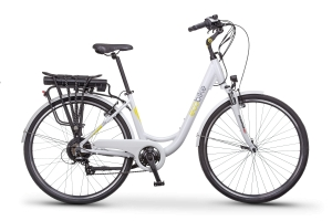 Ecobike City L white 10,4 Ah